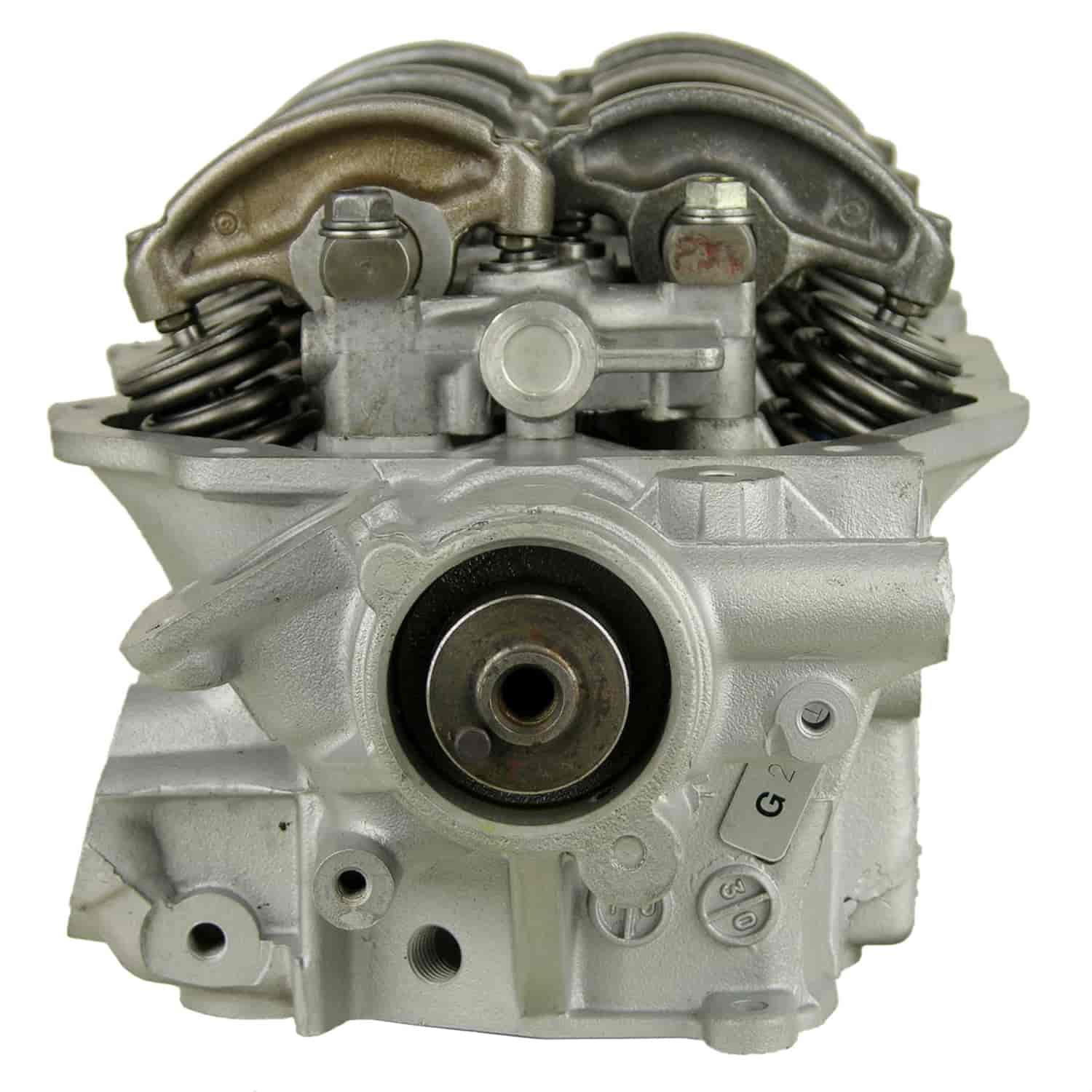 ATK Engines Remanufactured Cylinder Head for 1985-1996 Nissan/Infiniti with  3 0L V6 VG30