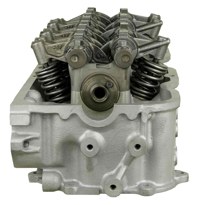 ATK Engines Remanufactured Cylinder Head for 1992-1997 Nissan with 2 4L L4  KA24E