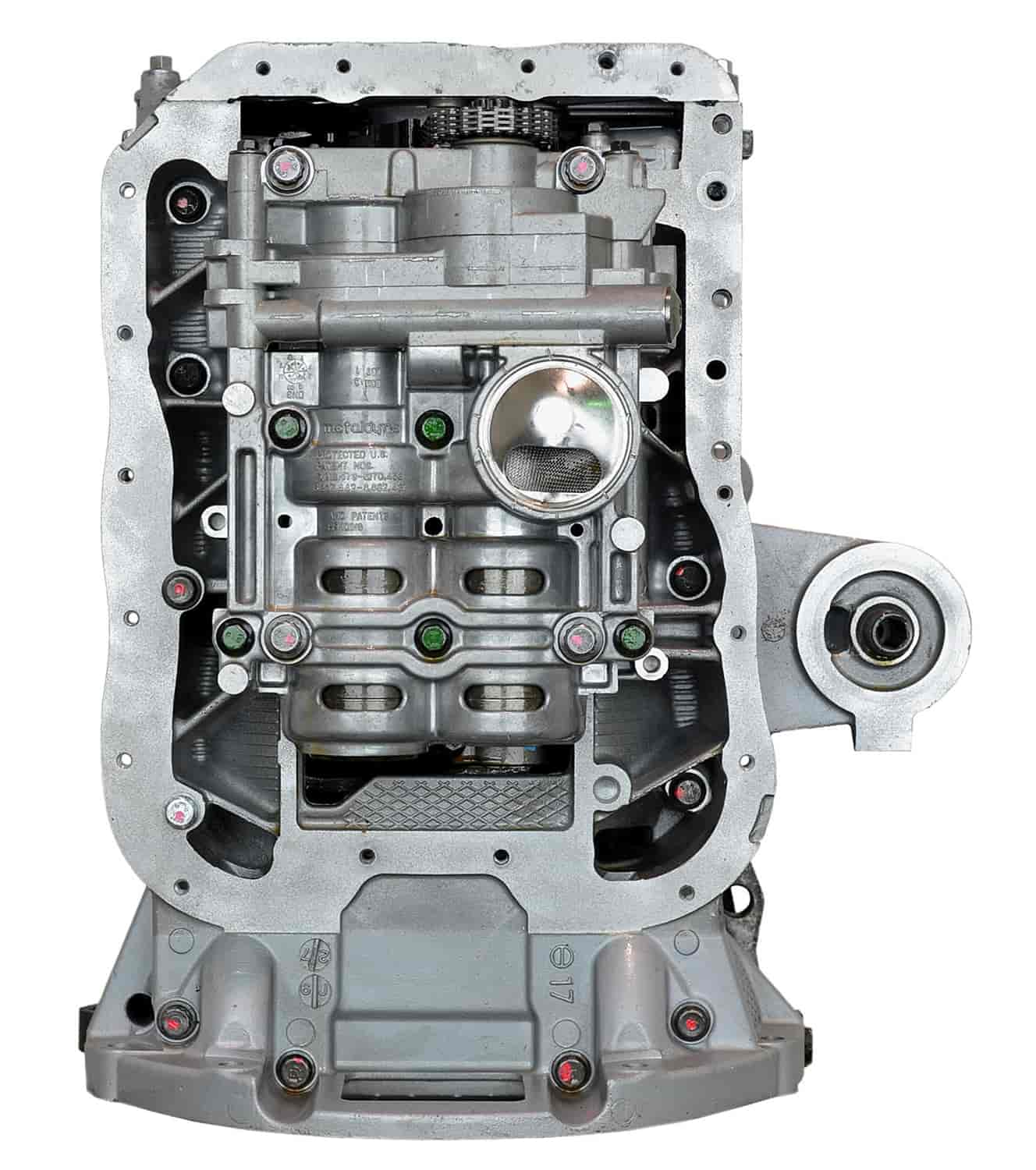 ATK Engines Remanufactured Crate Engine for 2009-2011 Hyundai Santa Fe &  Sonata with 2 4L L4