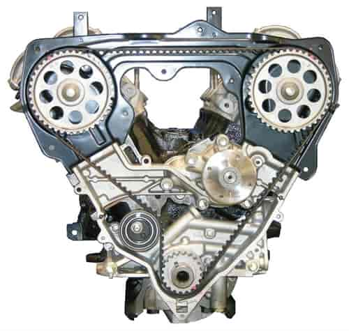 ATK Engines Remanufactured Crate Engine for 1999-2004 Nissan Frontier &  Xterra with 3 3L V6 VG33E