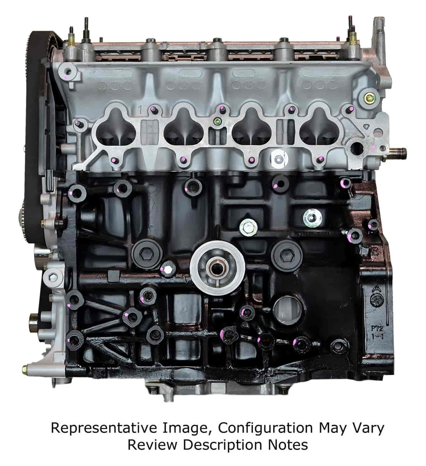 ATK Engines B Remanufactured Crate Engine For Acura - Acura engines