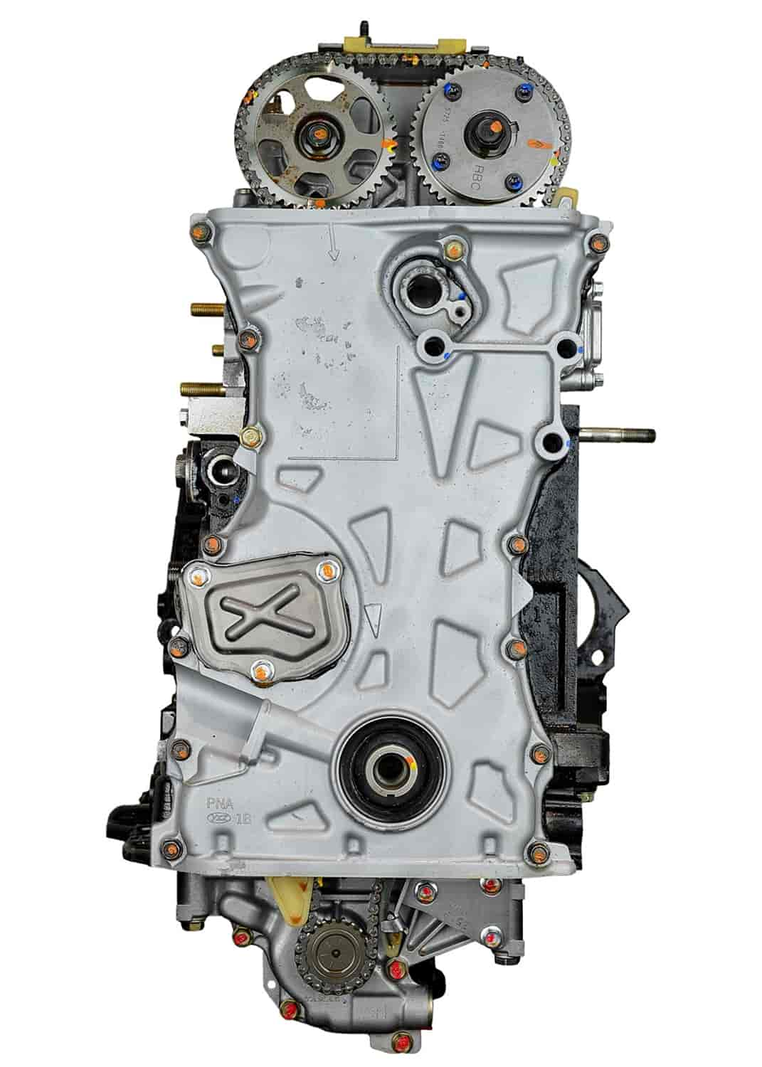 ATK Engines Remanufactured Crate Engine for 2002-2004 Acura RSX with 2 0L  L4 K20A2