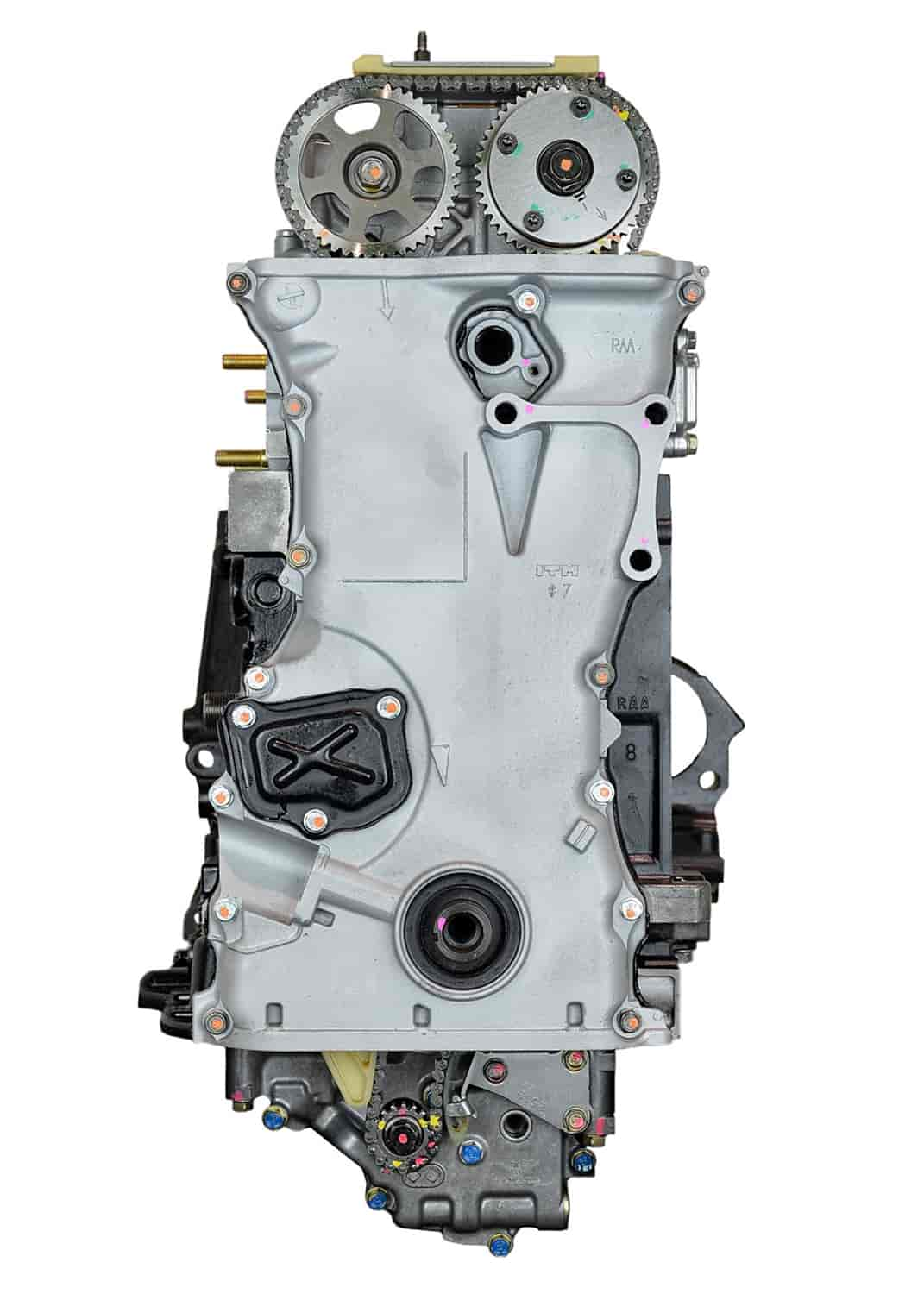 ATK Engines Remanufactured Crate Engine for 2006-2011 Honda Accord &  Element with 2 4L L4 K24A4