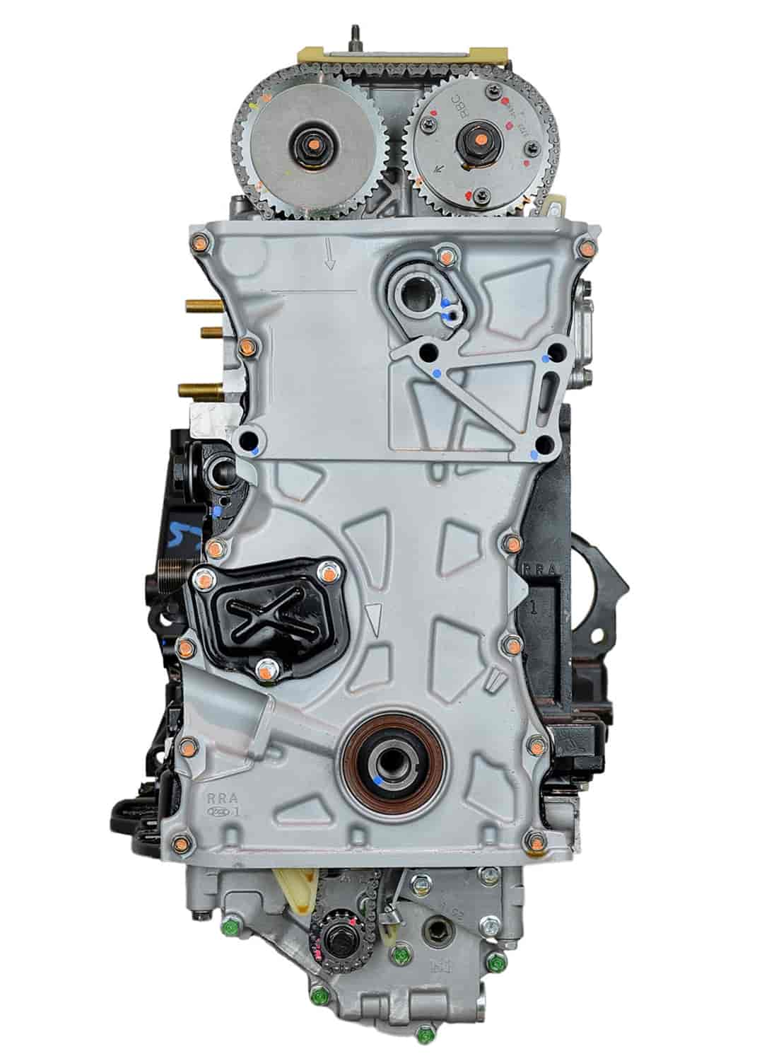Atk Engines 555 Remanufactured Crate Engine For 2006 2011 Honda 1992 Civic Power Steering Pump