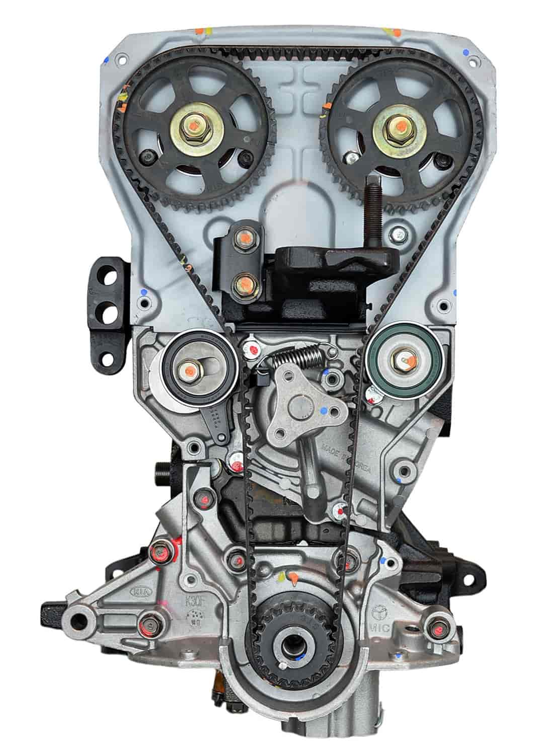 Atk Engines 631  Remanufactured Crate Engine For 2003