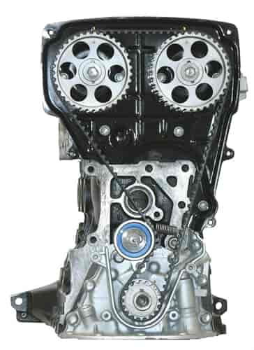 ATK Engines Remanufactured Crate Engine for 1985-1989 Toyota Corolla & MR2  with 1 6L L4 4AG