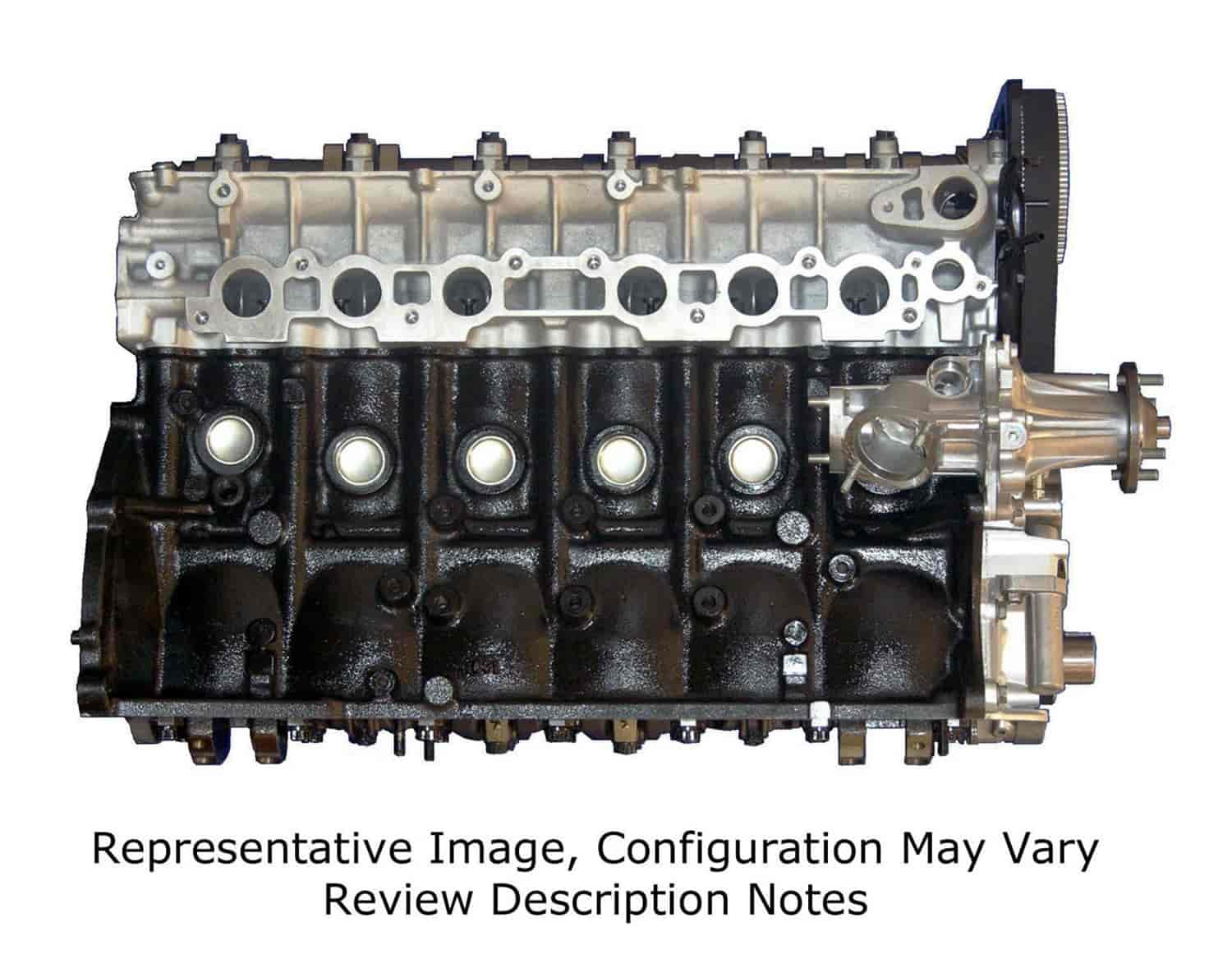 ATK Engines Remanufactured Crate Engine for 1993-1998 Toyota Supra with  Turbo 3 0L L6 2JZGTE
