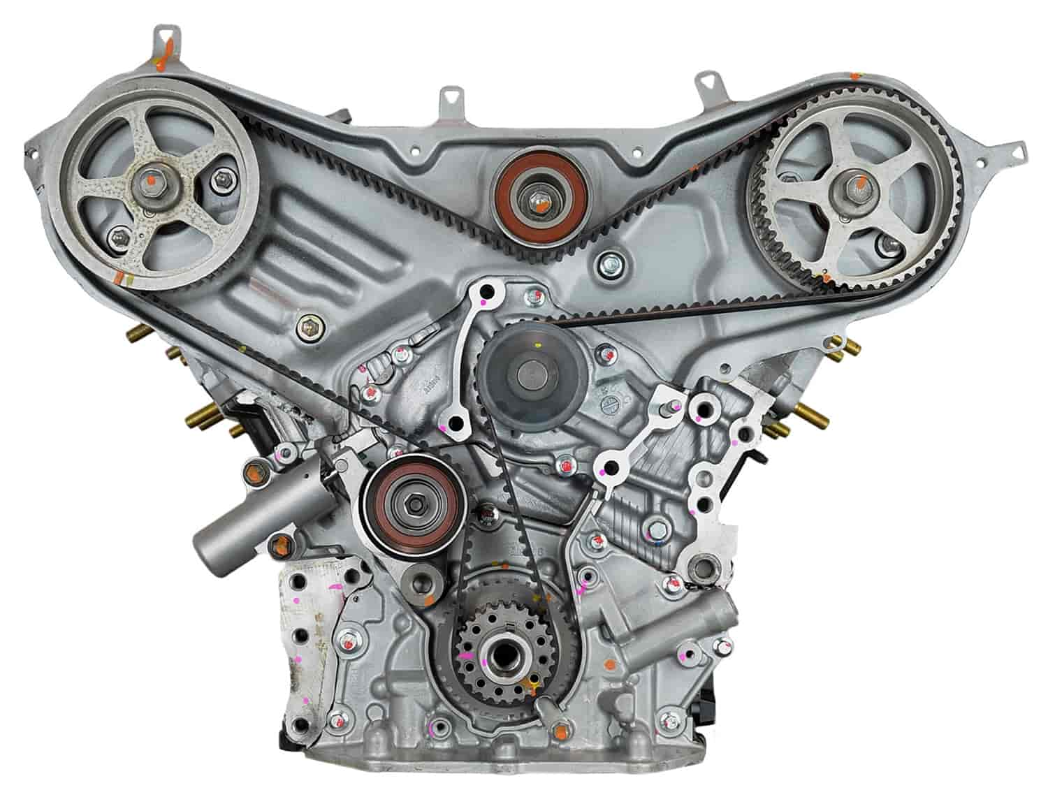 ATK Engines Remanufactured Crate Engine for 2004-2007 Toyota & Lexus with  3 3L V6 3MZFE