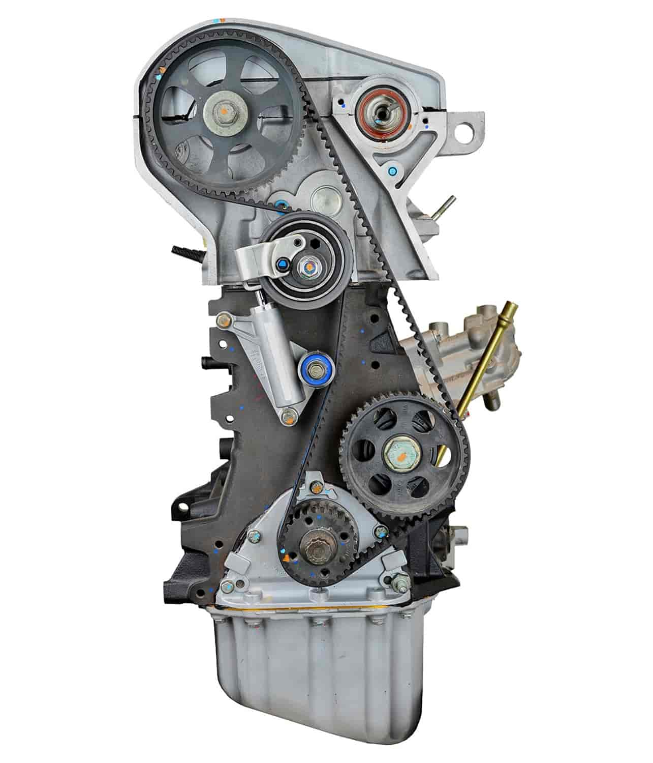 ATK Engines 905PG: Remanufactured Crate Engine For 2000