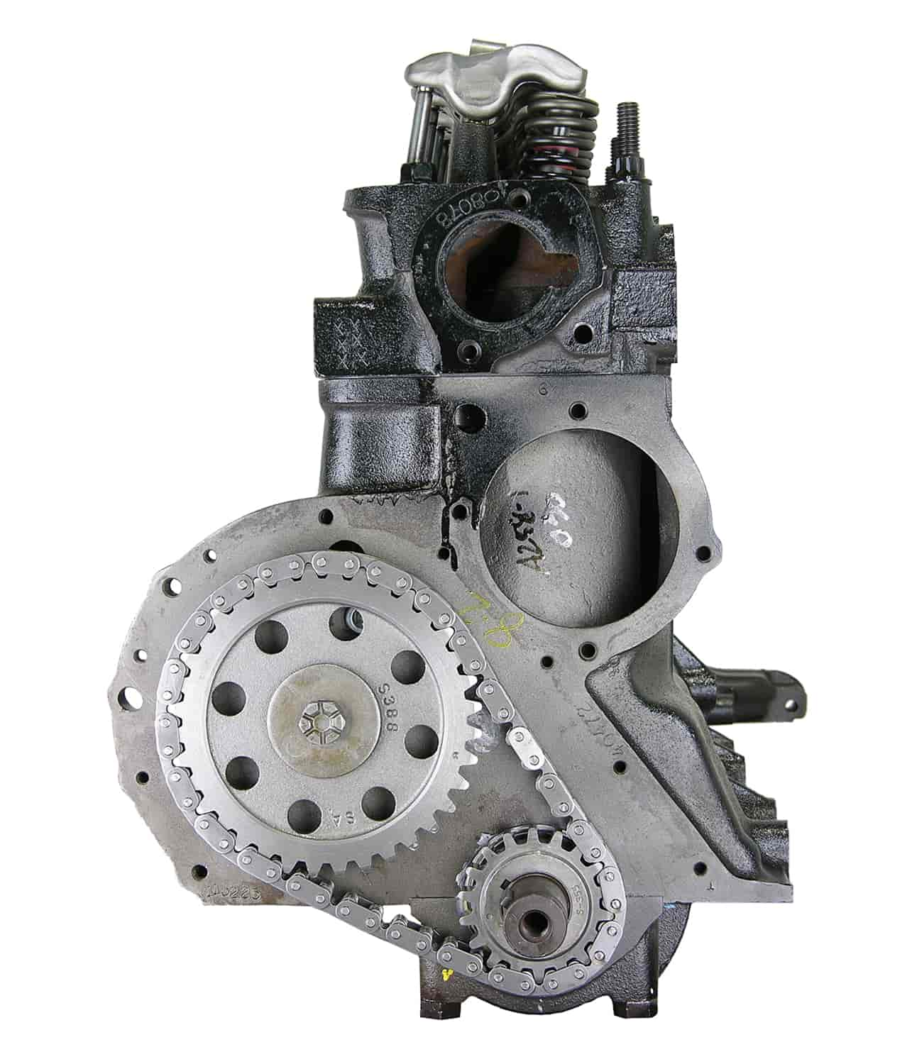 ATK Engines DA07: Remanufactured Crate Engine For 1972