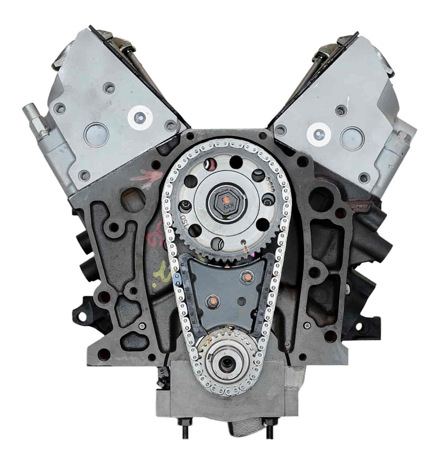 Atk Engines Dcwh Remanufactured Crate Engine For 2005 2006 Chevy Buick V6 Block Casting Numbers