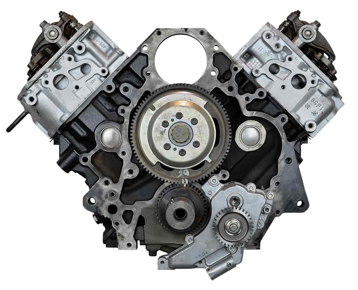 ATK Engines Remanufactured Crate Engine for 2004-2005 Chevy/GMC Medium Duty  Truck with 6 6L Duramax Turbo Diesel V8