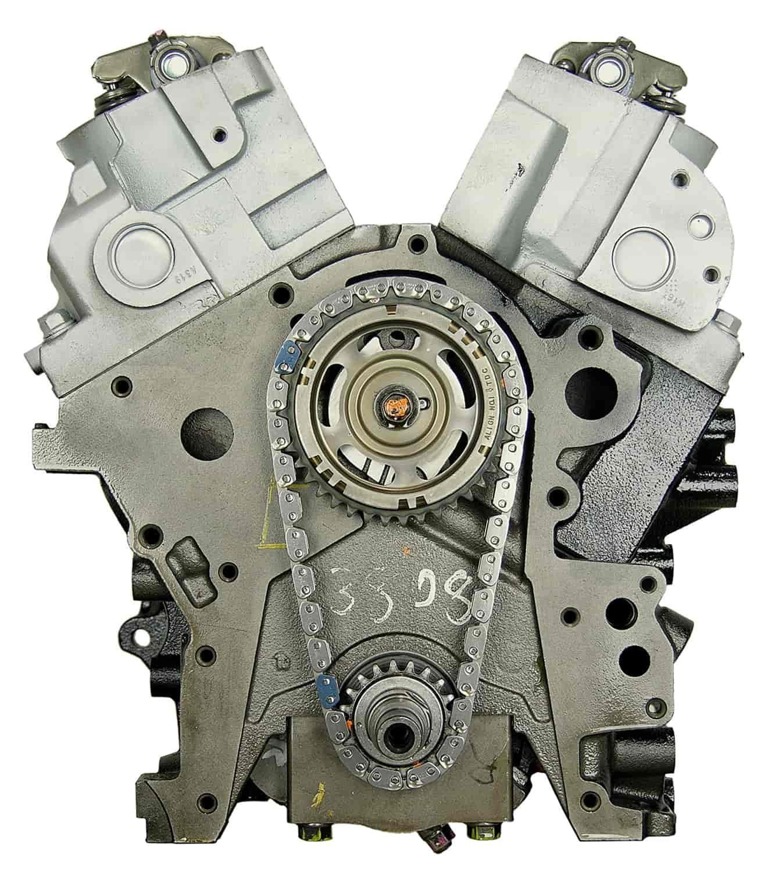 Atk Engines 2538 Remanufactured Cylinder Head For 1996: ATK Engines DDK5: Remanufactured Crate Engine For 2007