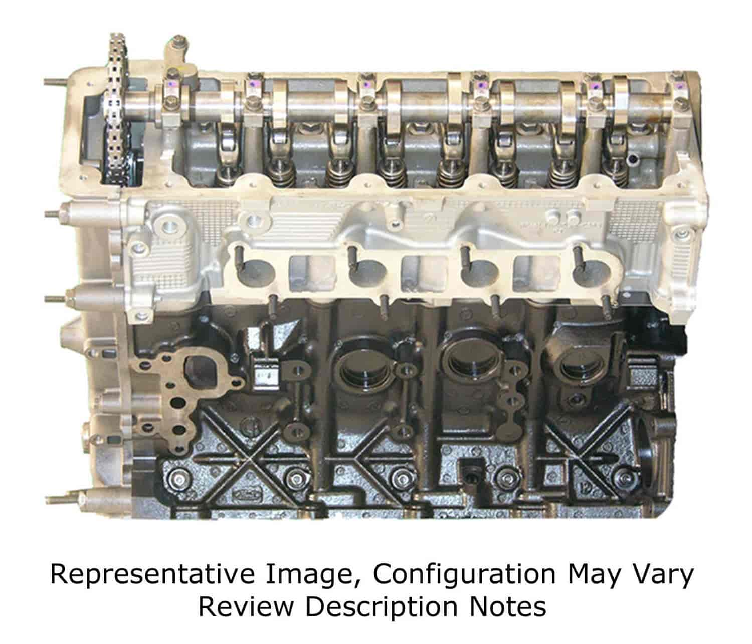 Atk engines dfcv remanufactured crate engine for 2002 for Crate motors ford f150