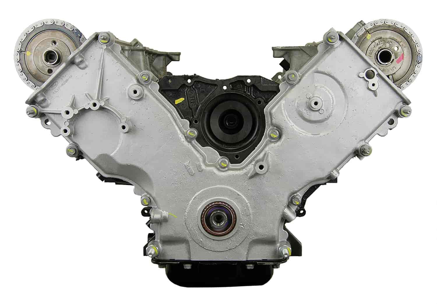 Atk engines dfcw remanufactured crate engine for 2002 for Crate motors ford f150