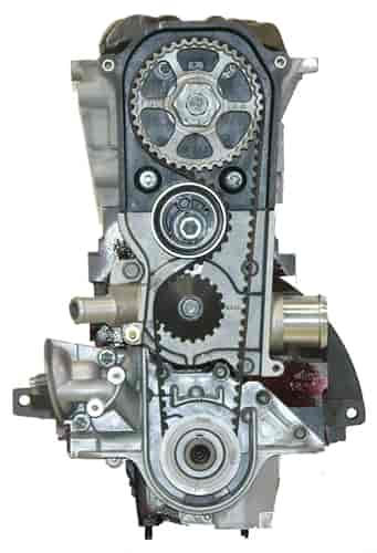 Atk Engines Dfxe Remanufactured Crate Engine For 1998 1999 Ford Escort With 2 0l L4 Jegs