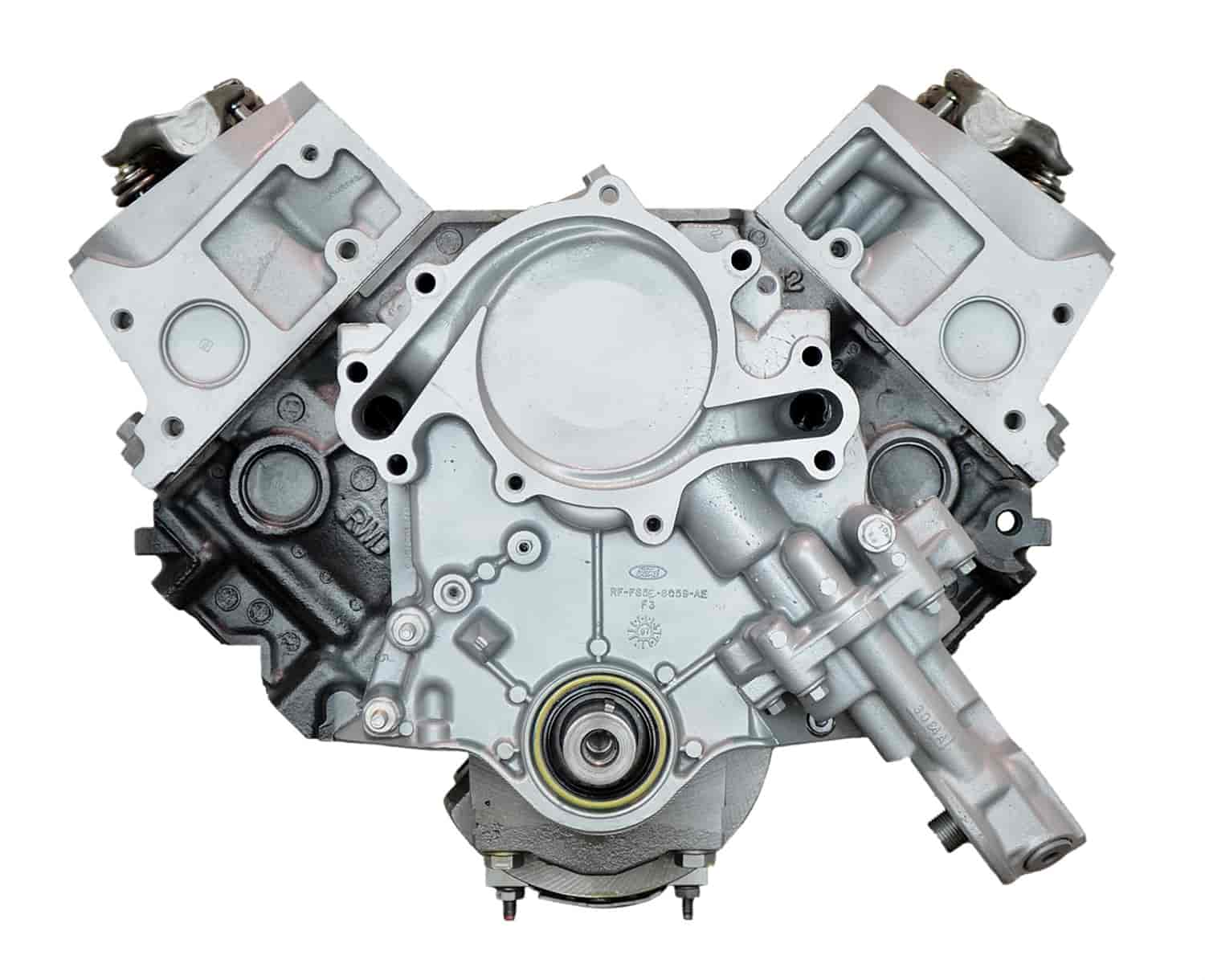 Atk Engines Dfzr  Remanufactured Crate Engine For 2000