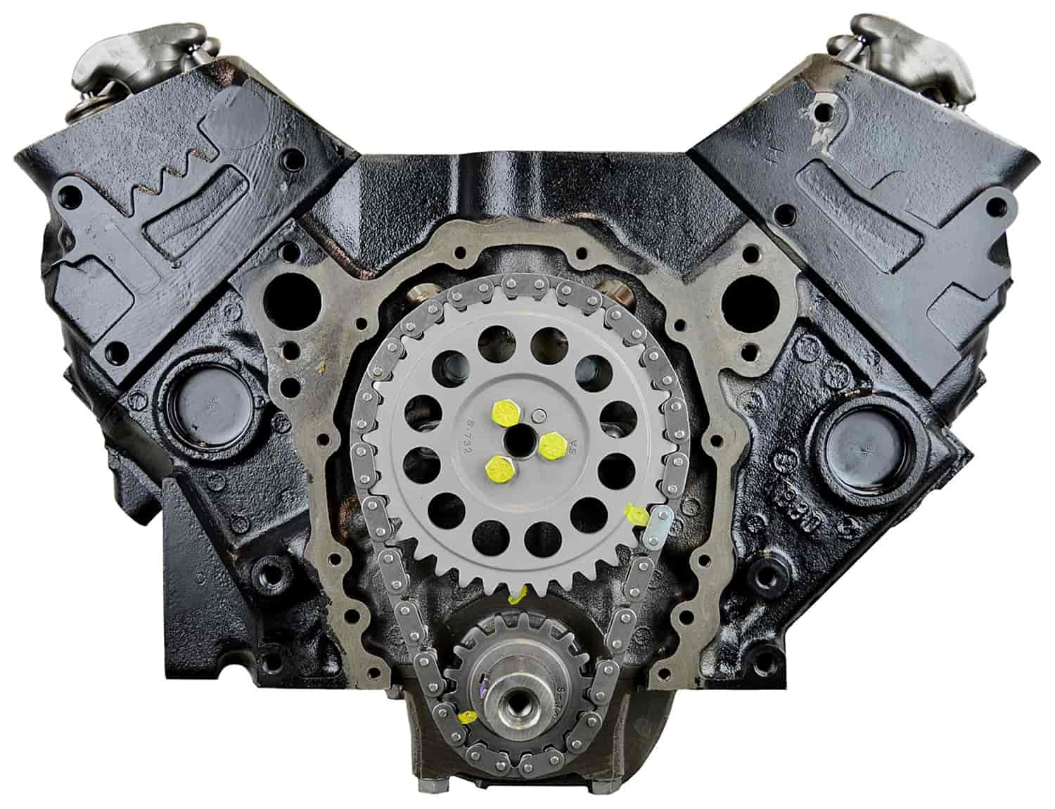 Atk Engines Dmh4 Remanufactured Crate Engine For Marine