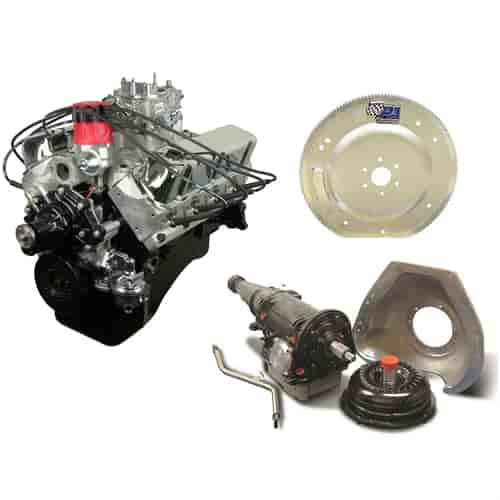 ATK High Performance Crate Engines & Accessories   JEGS