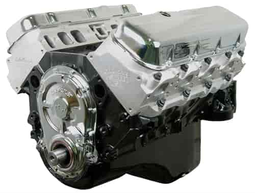 Hp P on Chevy Performance Crate Engines