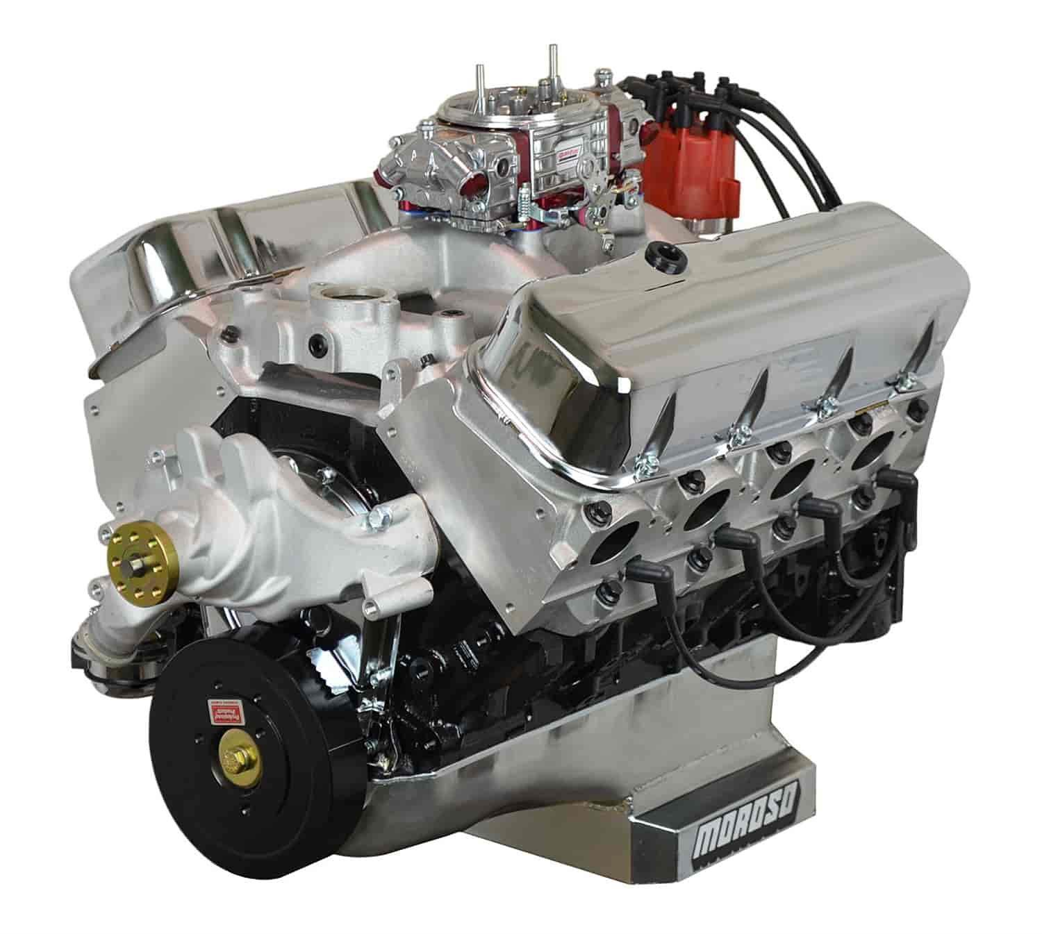 atk engines hp42c high performance crate engine big block chevy 540ci 660hp 650tq jegs. Black Bedroom Furniture Sets. Home Design Ideas
