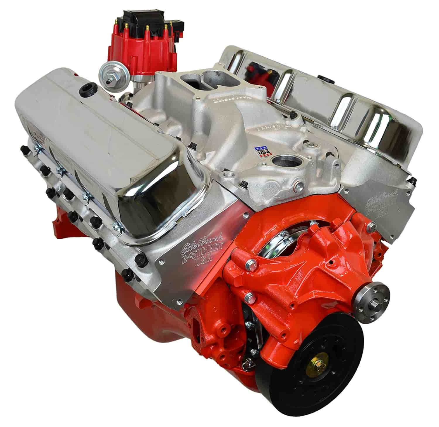 ATK Engines High Performance Crate Engine Big Block Chevy 454ci / 525HP /  550TQ