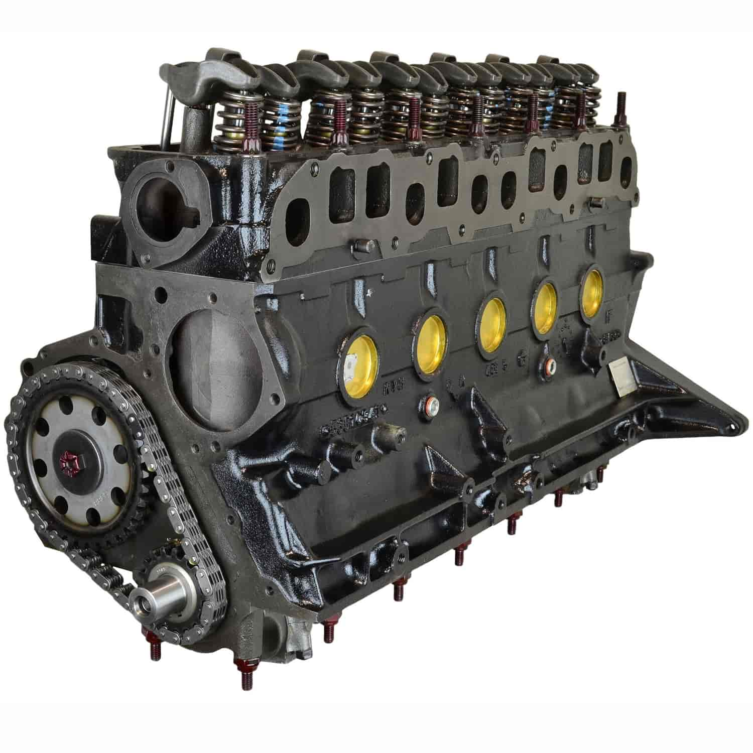 ATK Engines HP76: High Performance Crate Engine Jeep L6 4