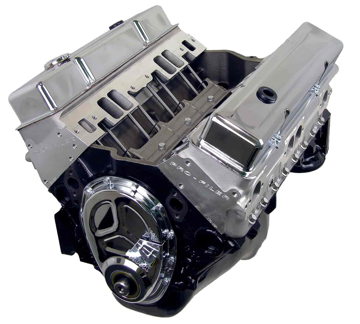 Atk engines hp89 high performance crate engine small block chevy atk engines hp89 malvernweather Choice Image
