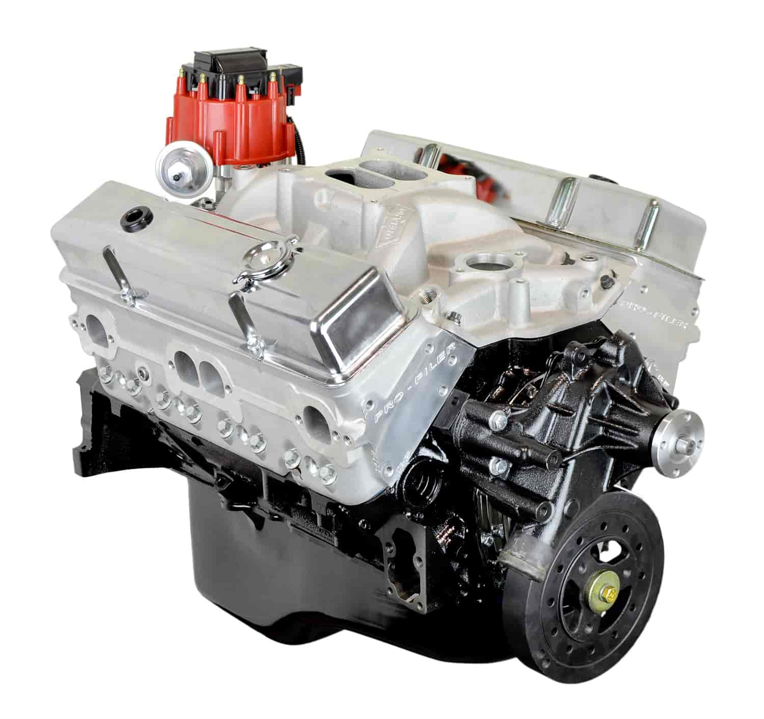 Hp M on Small Block Chevy Crate Engines