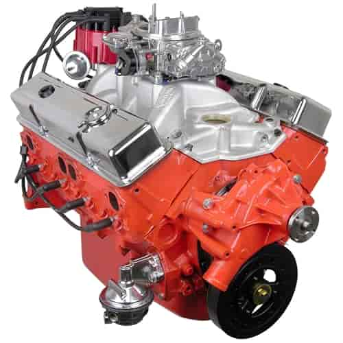 1977 Chevy Small Block Motor Wiring: ATK Engines HP92C: High Performance Crate Engine Small