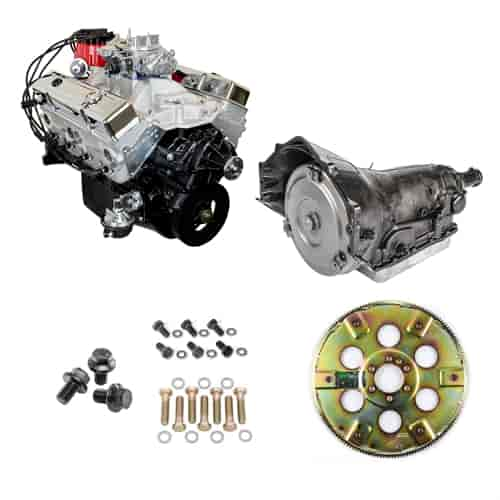 ATK Engines Chevy 383 Engine and Transmission Kit