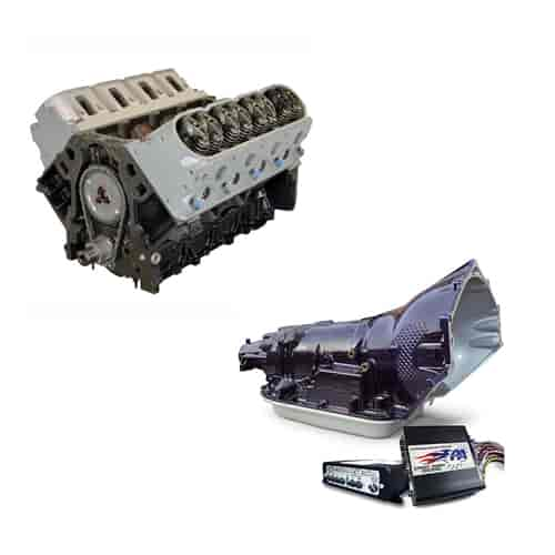 ATK Engines LS 408ci Crate Engine and 4L85E Transmission Kit