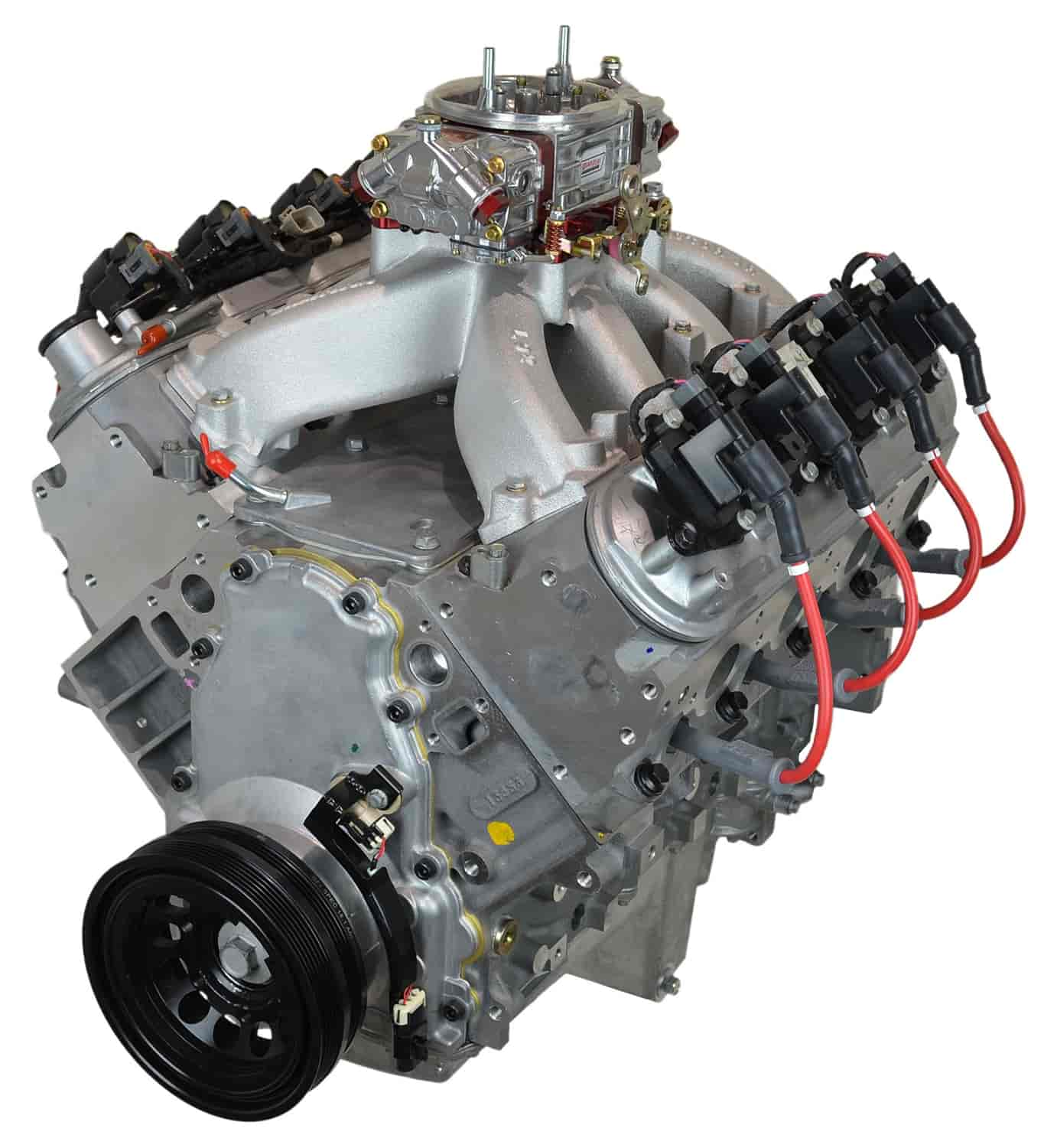 Gm Ls Engines >> ATK Engines LS02C: High Performance Crate Engine GM LS3 415ci 620HP / 550TQ | JEGS