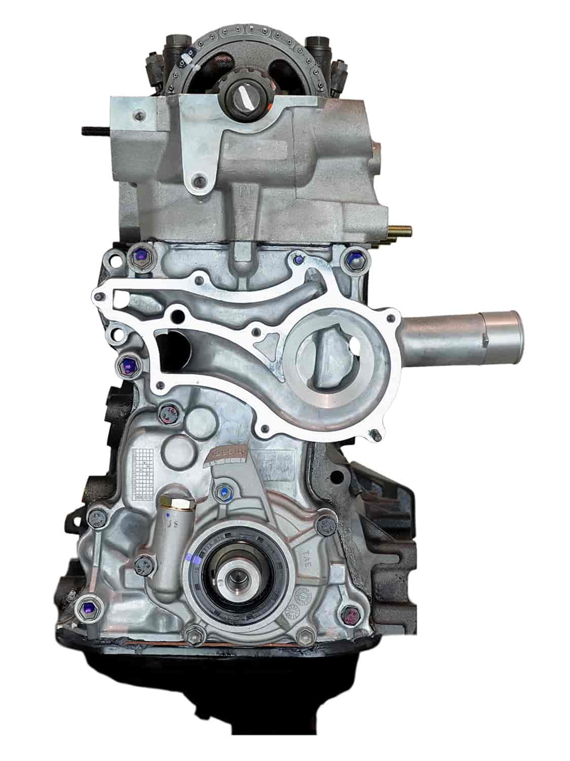 Atk Engines V813d Remanufactured Crate Engine For 1984