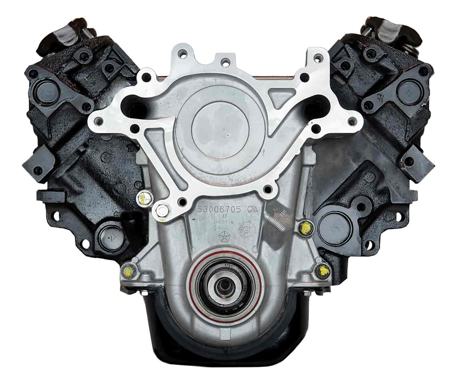ATK Engines Remanufactured Crate Engine for 1993-2001 Dodge/Jeep with  318ci/5 2L V8