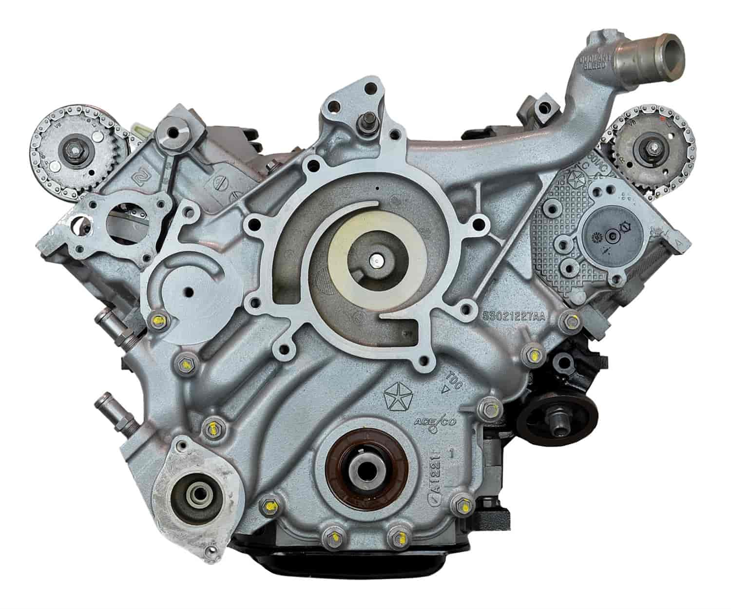 ATK Engines VD93: Remanufactured Crate Engine For 1999