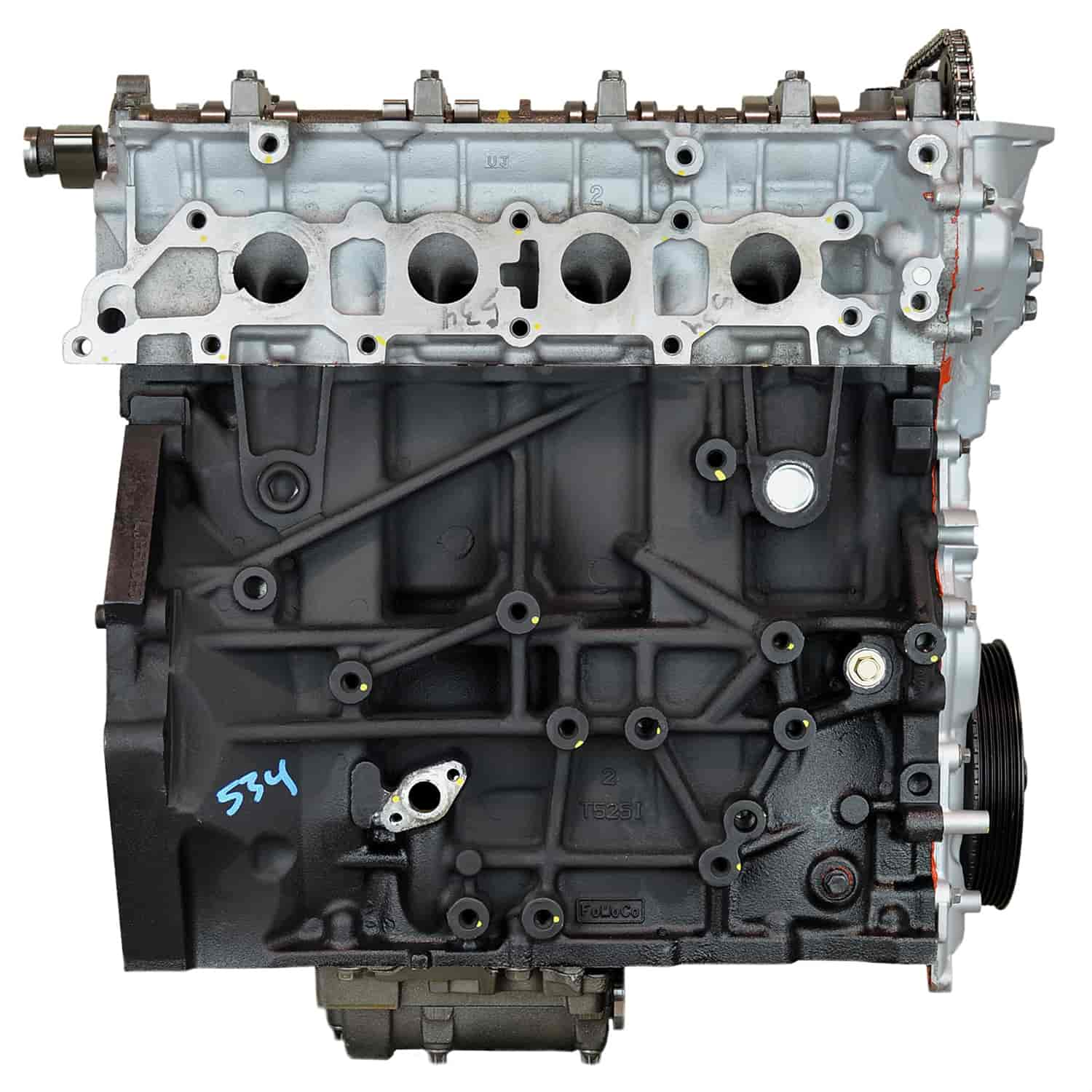 ATK Remanufactured Crate Engines for Mazda | JEGS
