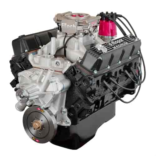 ATK HP Crate Engines Small Block Chrysler 360ci / 320HP / 410TQ | JEGS