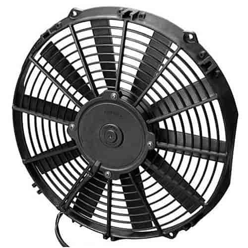 Spal 30100375 12 Low Profile Fan 12v