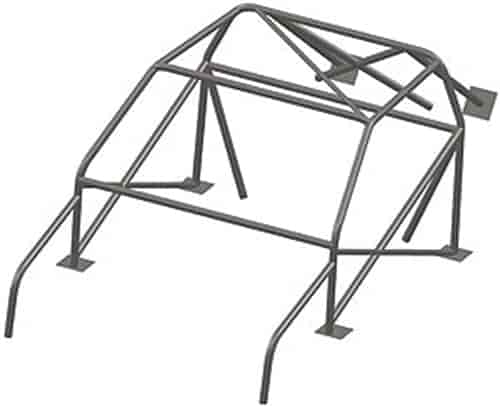Alston Race Cars 101354 - Alston Roll Cage Kits For GM Cars