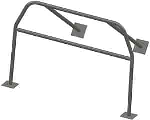 Alston Race Cars 101045 - Alston Roll Cage Kits For GM Trucks
