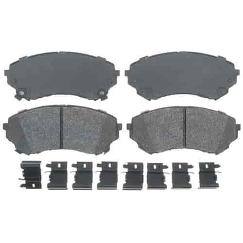 Kia Sonata Optima Front Rear Drill Slot Brake Rotors+Ceramic Pads For Hyundai
