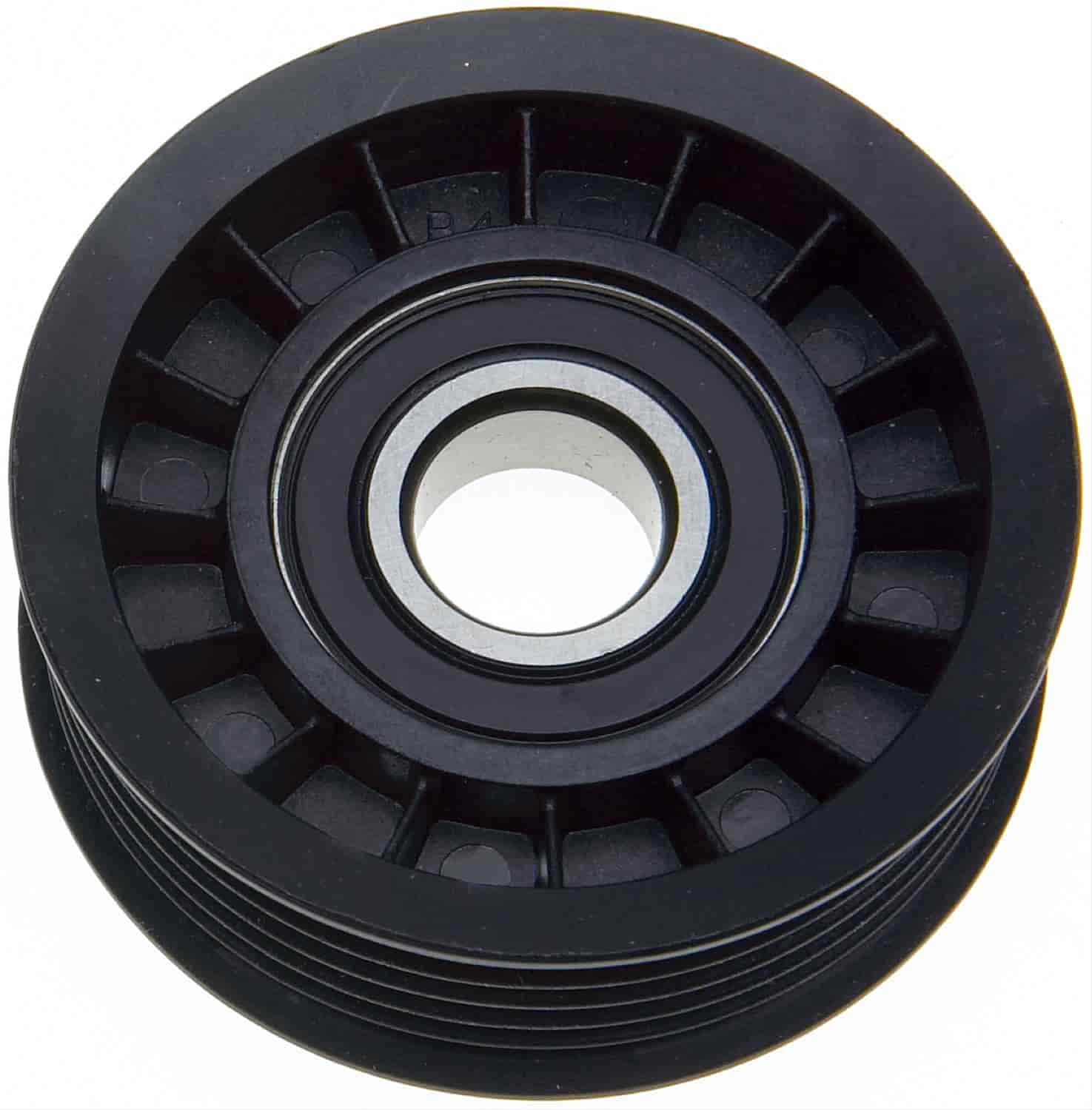 Drive Belt Idler Pulley Fits:AC-Delco 12580773 Cadillac Chevrolet GMC Oldsmobil