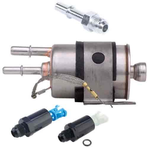 acdelco gf822k: ls swap bypass fuel filter kit self ... fuel fuel filter ls fuel filter #8