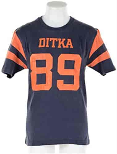 the latest f304f 6c884 Mike Ditka Apparel Mike Ditka Nickel Jersey Navy X-Large