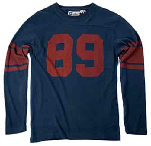 san francisco ce2ab 2aa66 Mike Ditka Bulldog Long Sleeve Jersey