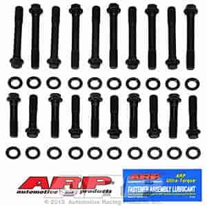 ARP 154-3601 Cylinder Head Bolt Kit Small Block Ford Hex Head
