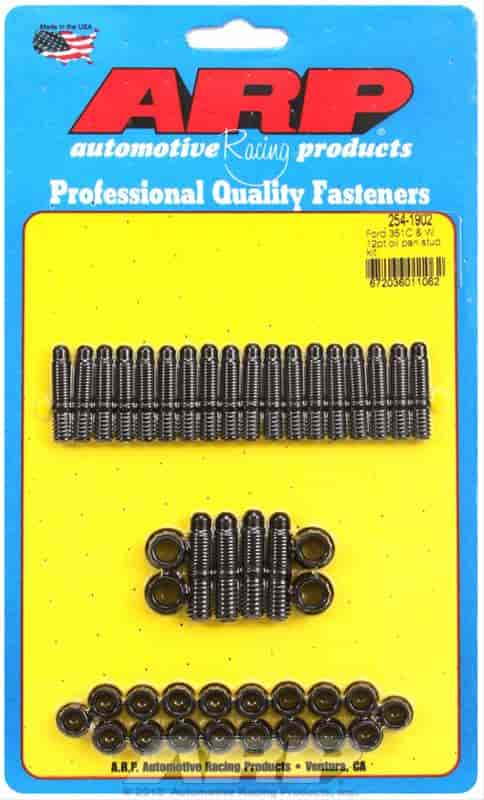 ARP 254-1902 - ARP Oil Pan Stud Kits