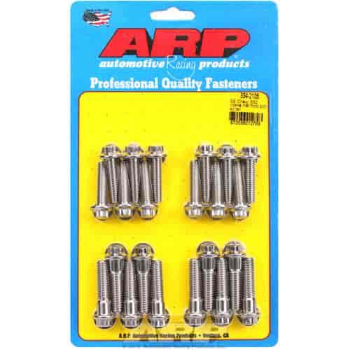 ARP 334-2105: Intake Manifold Bolt Kit Small Block Chevy 2