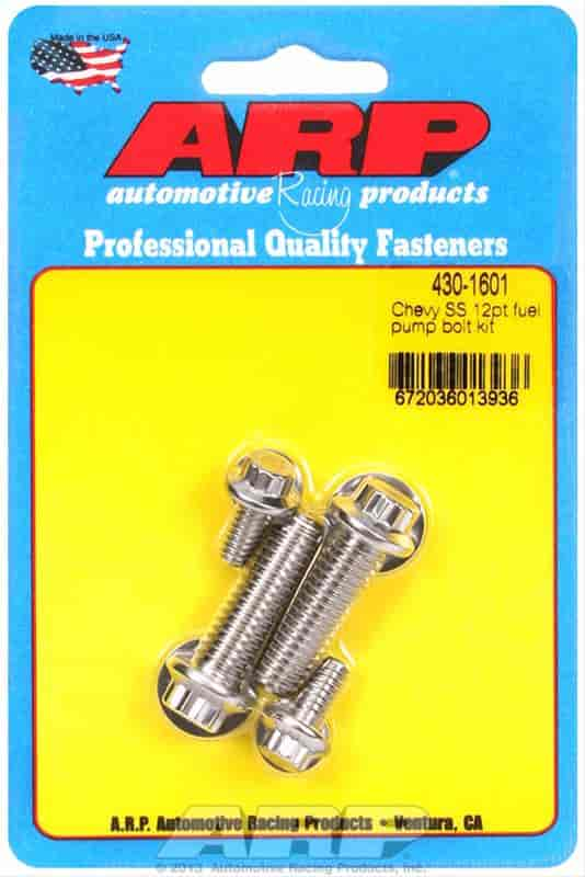 ARP 430-1601 - ARP Fuel Pump Bolts